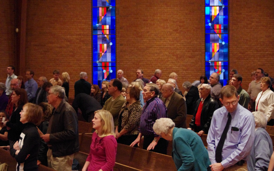 First United Presbyterian Church Worship Service